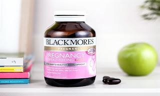 Vitamin Dành Cho Bà Mẹ Muốn Mang Thai Và Trong Giai Đoạn Mang Thai Blackmores Pregnancy 120 Viên