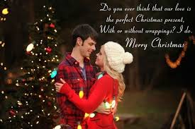 Christmas Love Messages Image