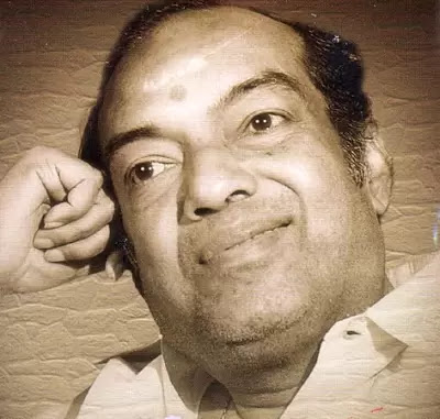 Lyricist Kannadasan