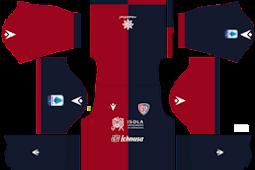 Kits DLS Cagliari 2019/20