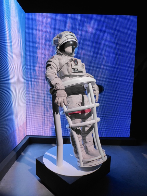 Gravity Astronaut EVA spacesuit