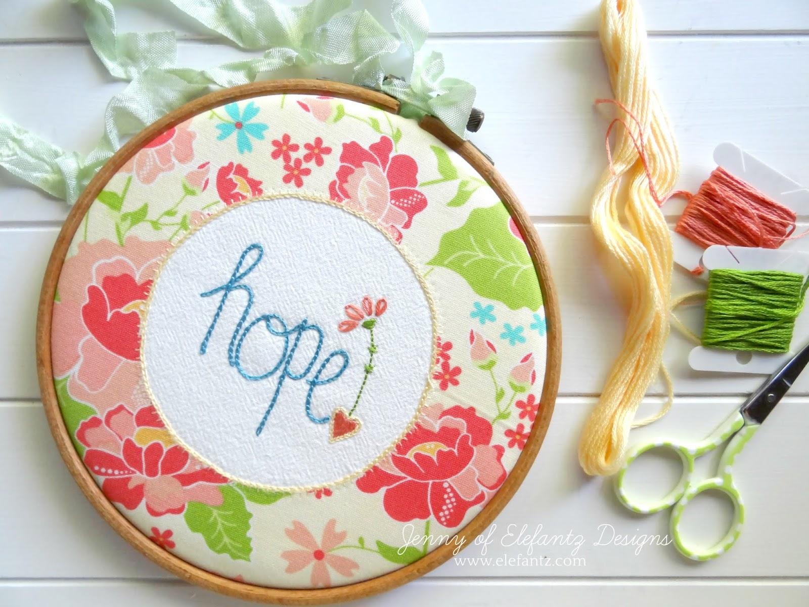 Jenny of ELEFANTZ: HOPE (free pattern)