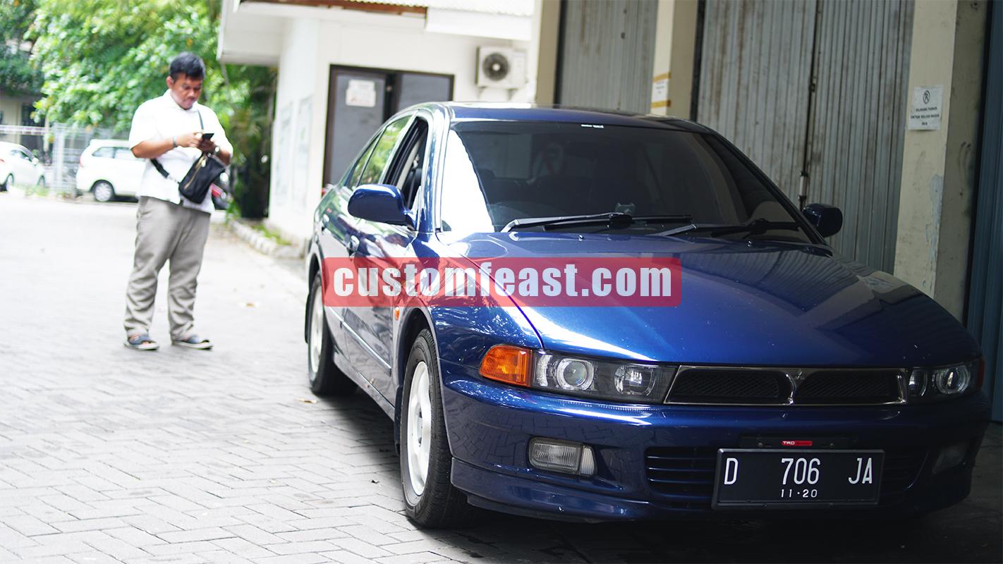 Modifikasi Mitsubishi Galant V6