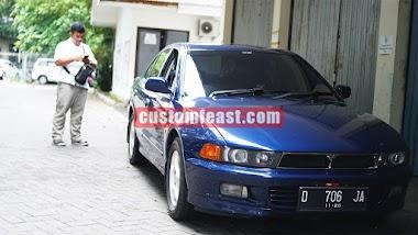 Mitsubishi Galant V6 Custom