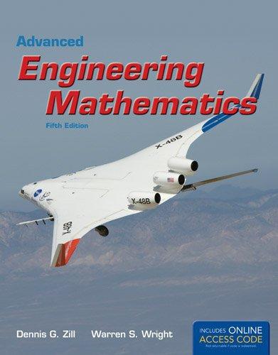 advanced engineering mathematics zill 5th edition ebook