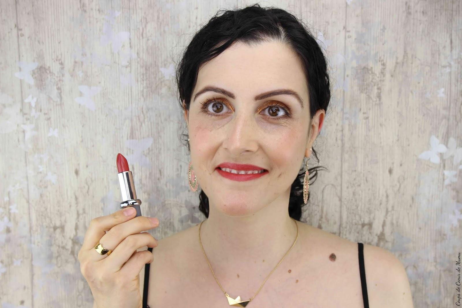 lipstick red mavala