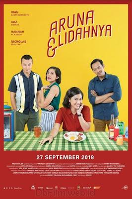Sinopsis film Aruna & Lidahnya (2018)