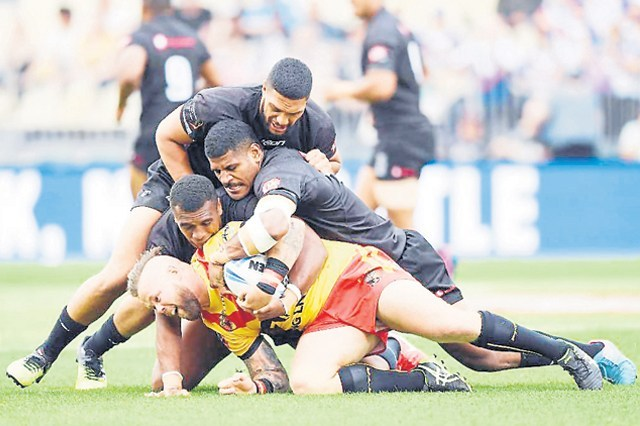 Rugby Insights Png Kumuls Lose To Fiji Bati In Two Point Nz Thriller