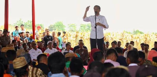 Dugaan Kampanye Pakai Fasilitas Negara, HMI Akan Laporkan Jokowi