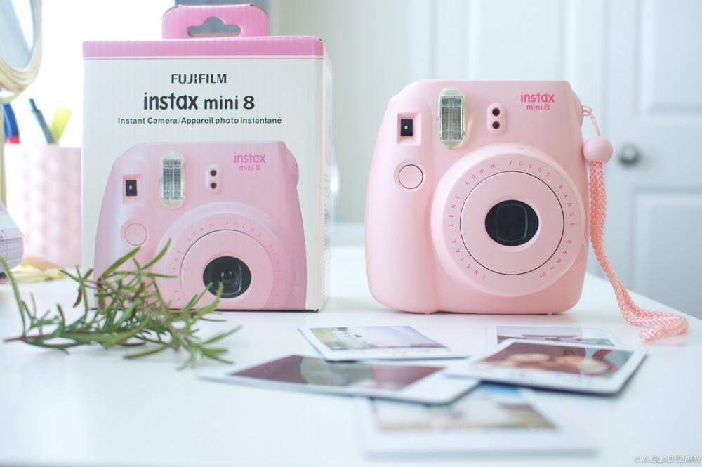 The Pink Polaroid