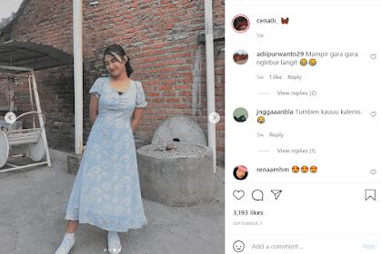 Biodata Sefti Duo Ageng, Remaja Cantik Putri Kedua Ky Ageng Slamet (Ageng Musik)