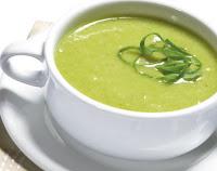 Sopa Light de Couve (vegana)