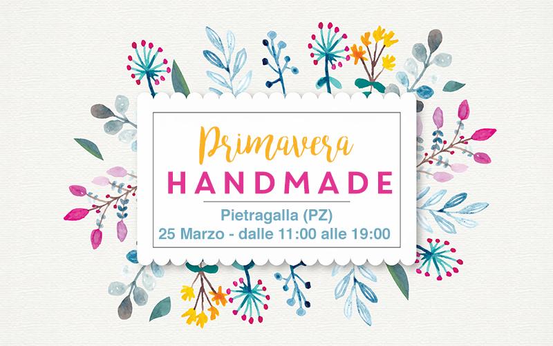 Cose da fare in Basilicata a Marzo 2018 || Primavera handmade a Pietragalla (PZ)
