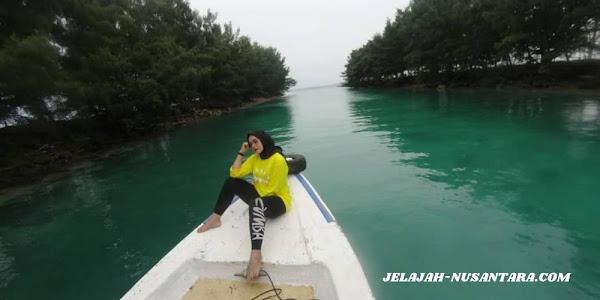 fasilitas wisata open trip pulau pramuka murah