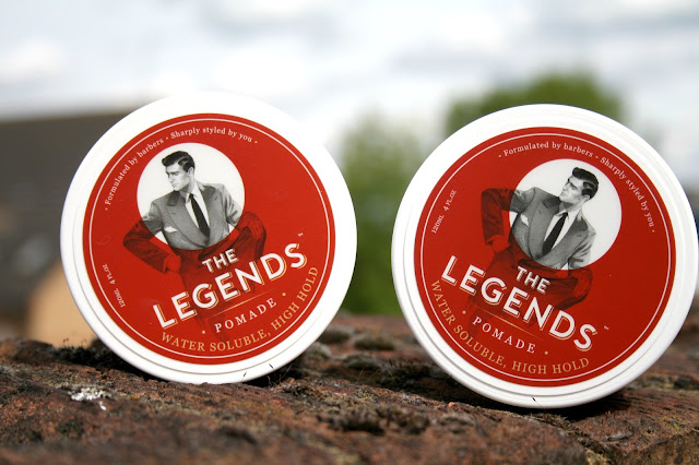 The Legend's London Original Pomade + Giveaway