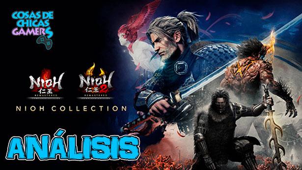 Análisis The Nioh Collection para PS5