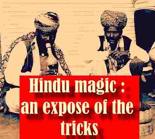 Hindu magic: an expose of the tricks
