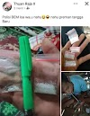 Viral, Posting Narkoba di Medsos dan Ngaku Preman, Pria di Bima Nantang Polisi