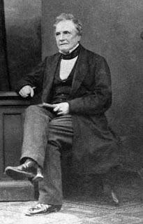 Charles Babbage Penemu komputer pertama didunia