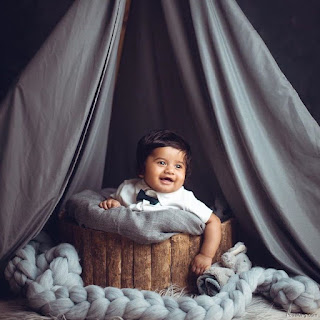 Baby Photoshoot At Home Ideas