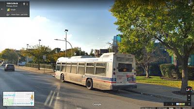 Nova Bus LFS, CTA Chicago