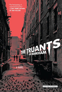 Interview with Lee Markham, author of The Truants