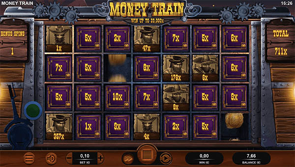 Main Gratis Slot Indonesia - Money Train (Relax Gaming)