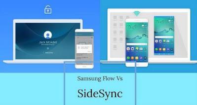 ميزات, وخصائص, برنامج, مدير, هواتف, سامسونج, Samsung ,SideSync