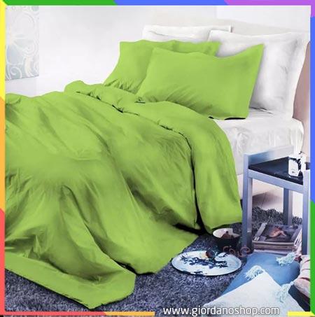 مفارس لسرير غرف نوم مع سجادة بالرمادي