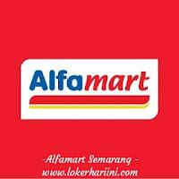 Lowongan Kerja D3 S1 Alfamart Semarang Terbaru 2020