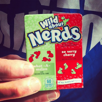 Wild about Nerds
