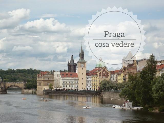 Praga: 10 cose da vedere, il ponte Carlo