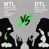MTL dan DTL Berpengaruh dalam Kecanduan Nikotin