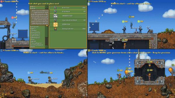 Cortex Command PC Game