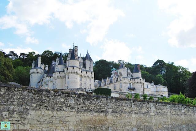 Castillo de Ussé, Valle del Loira