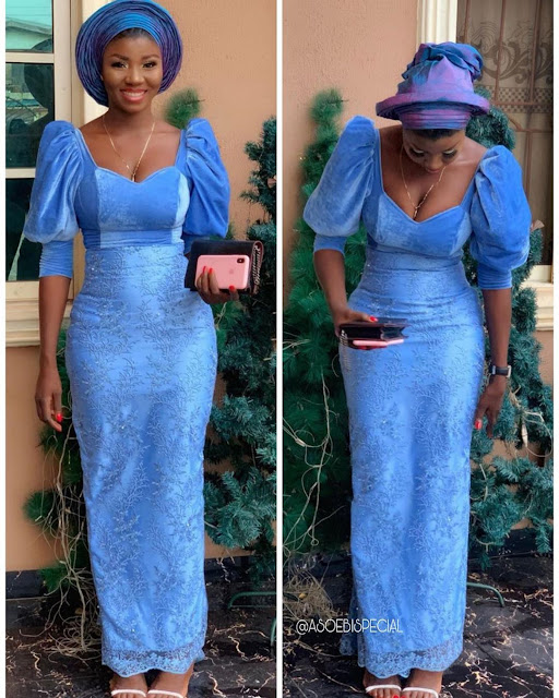 2019 Cute Asoebi Styles of the Month
