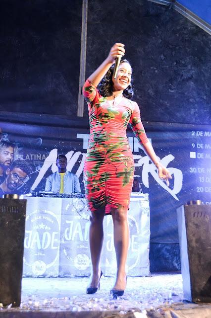Cantora Chelsy Shantel regressa aos palcos na Tour dos Mobbers