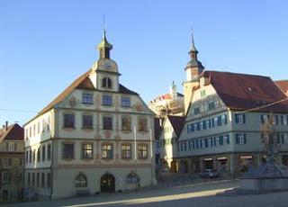 Marktplatz Vaihingen an der Enz