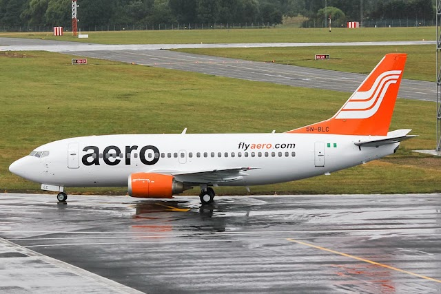 Passengers who sneeze onboard will be handled as COVID-19 case - Aero Contractors boss