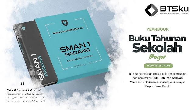 Buku Tahunan Sekolah Yearbook Kota Bogor