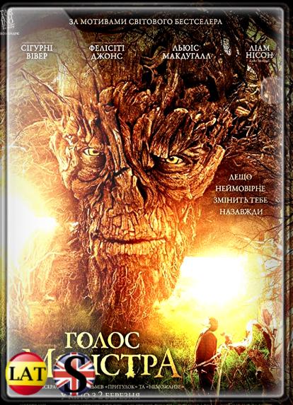 Un Monstruo Viene a Verme (2016) HD 1080P LATINO/INGLES