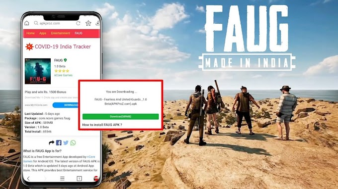 FAUG Game Released? How to download FAUG? FAUG Game Size and Requirements