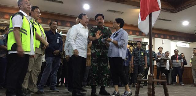 Sembari Jemput WNI, Tim Evakuasi Indonesia Juga Bawa Kebutuhan China