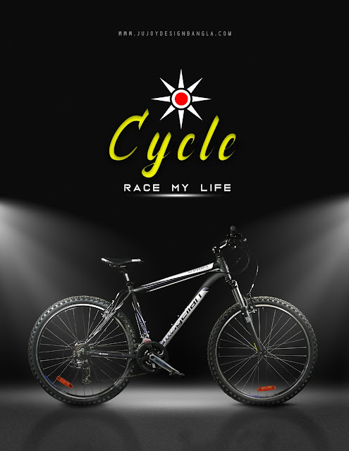 Cycle Poster Ad Template