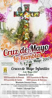 LA RAMBLA - CÓRDOBA - Cruces de Mayo 2017
