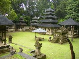 Pura Alas Kedaton - Bali, Temple, Hindu, Holy place, Sacred area, Kukuh, Village, Kediri, Marga, Tabanan, North West Bali