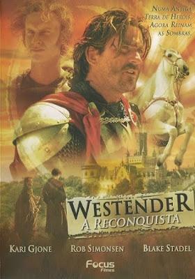 WESTENDER - A RECONQUISTA Capa