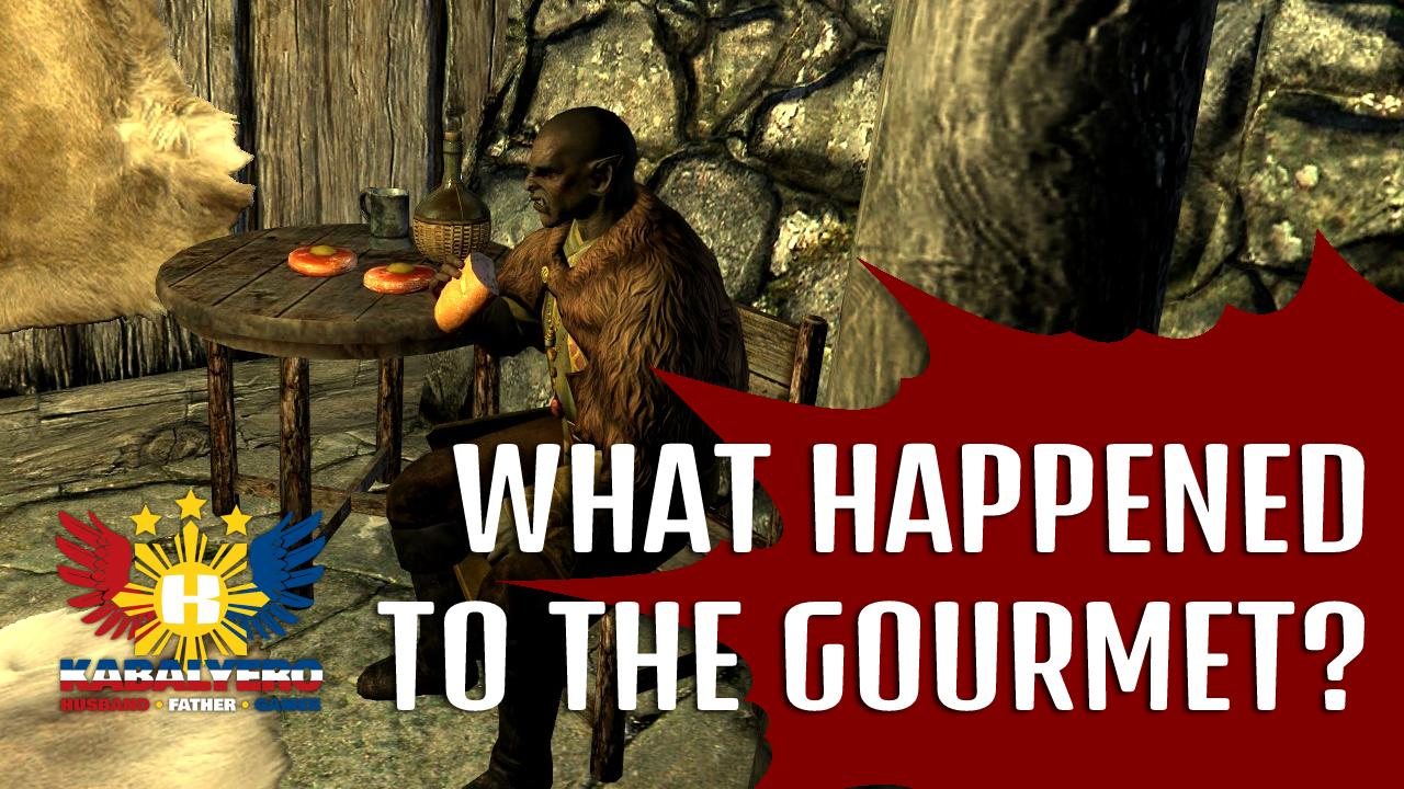 Modded Skyrim SE [Gameplay] - Recipe For Disaster - What Happened To The Gourmet?