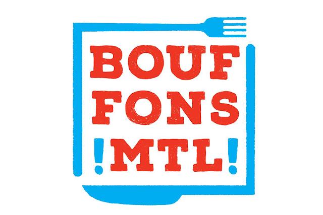 BOUFFONS!MTL Bouffons Montréal Mtl événement foodie