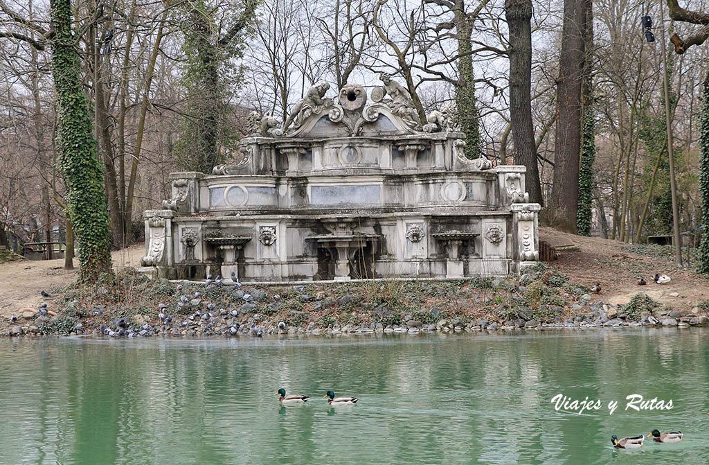 Parque ducal de Parma